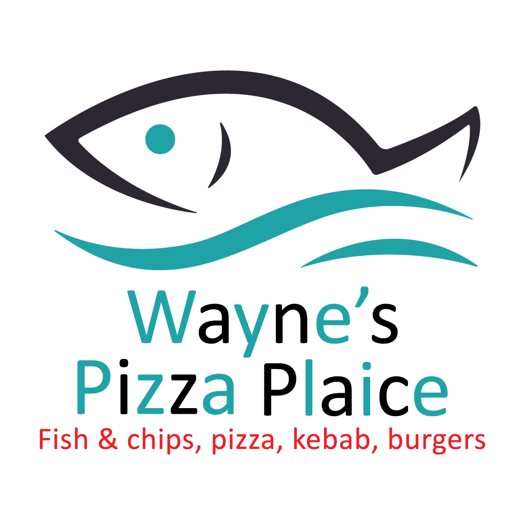Waynes Plaice Online Takeaway Menu Logo