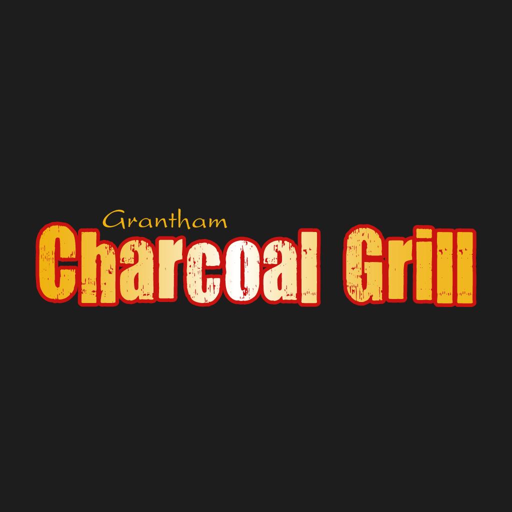 Charcoal Grill Online Takeaway Menu Logo
