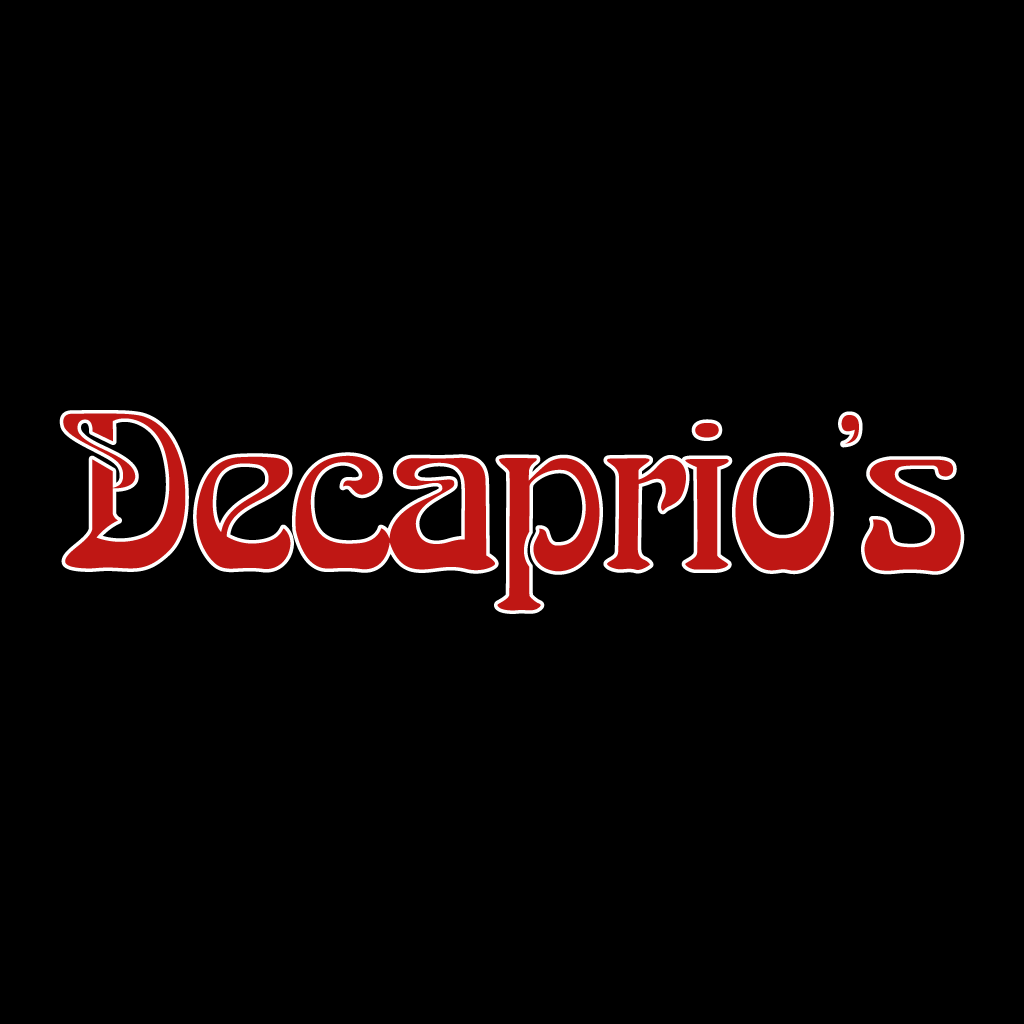 Decaprio's Online Takeaway Menu Logo