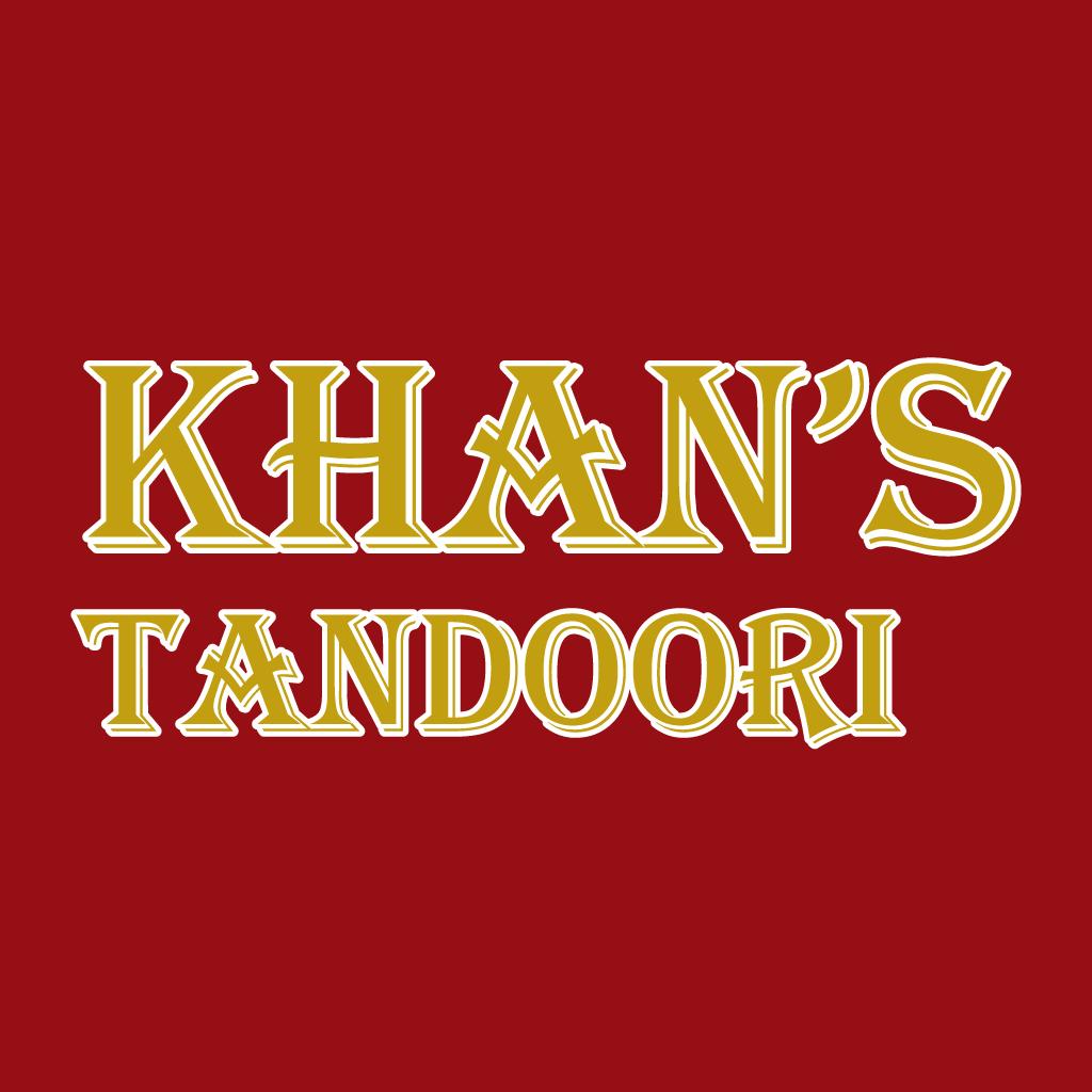 Khans Tandoori Online Takeaway Menu Logo