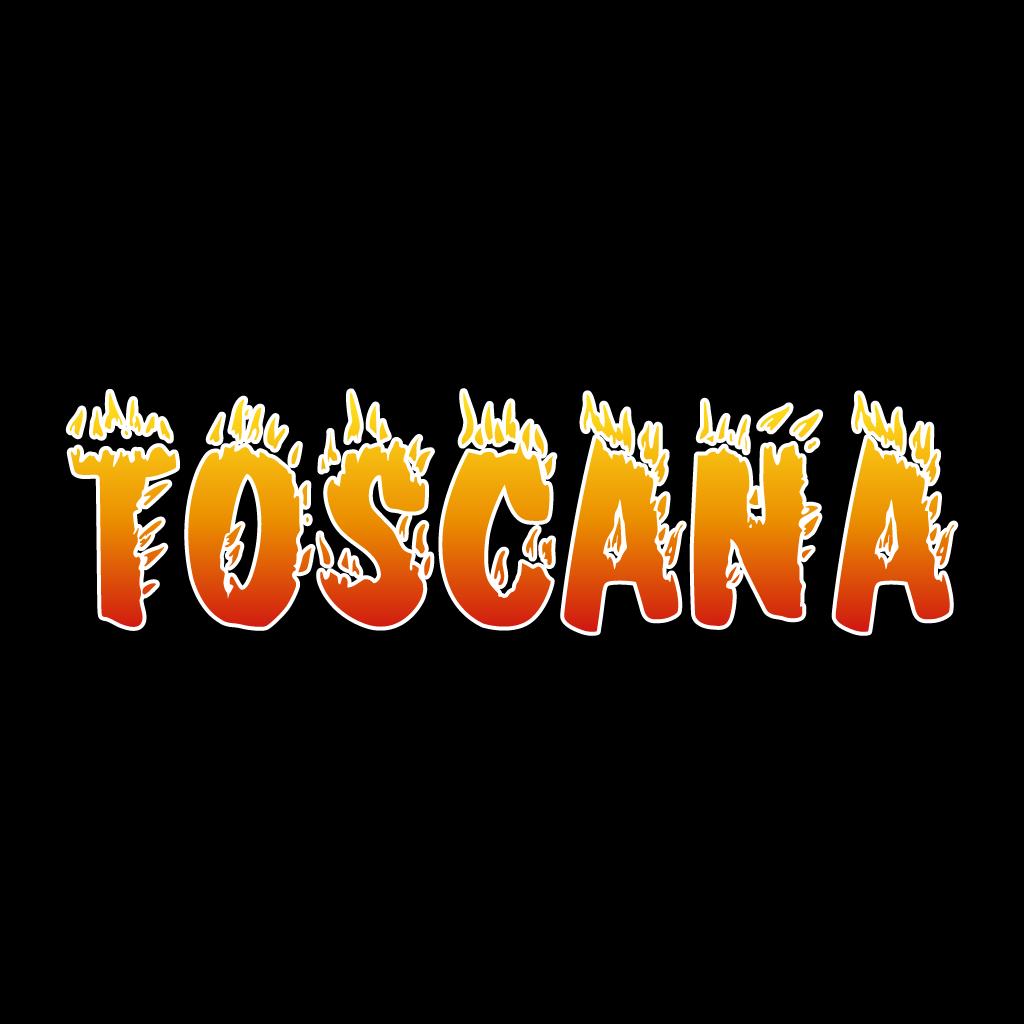 Toscana Online Takeaway Menu Logo