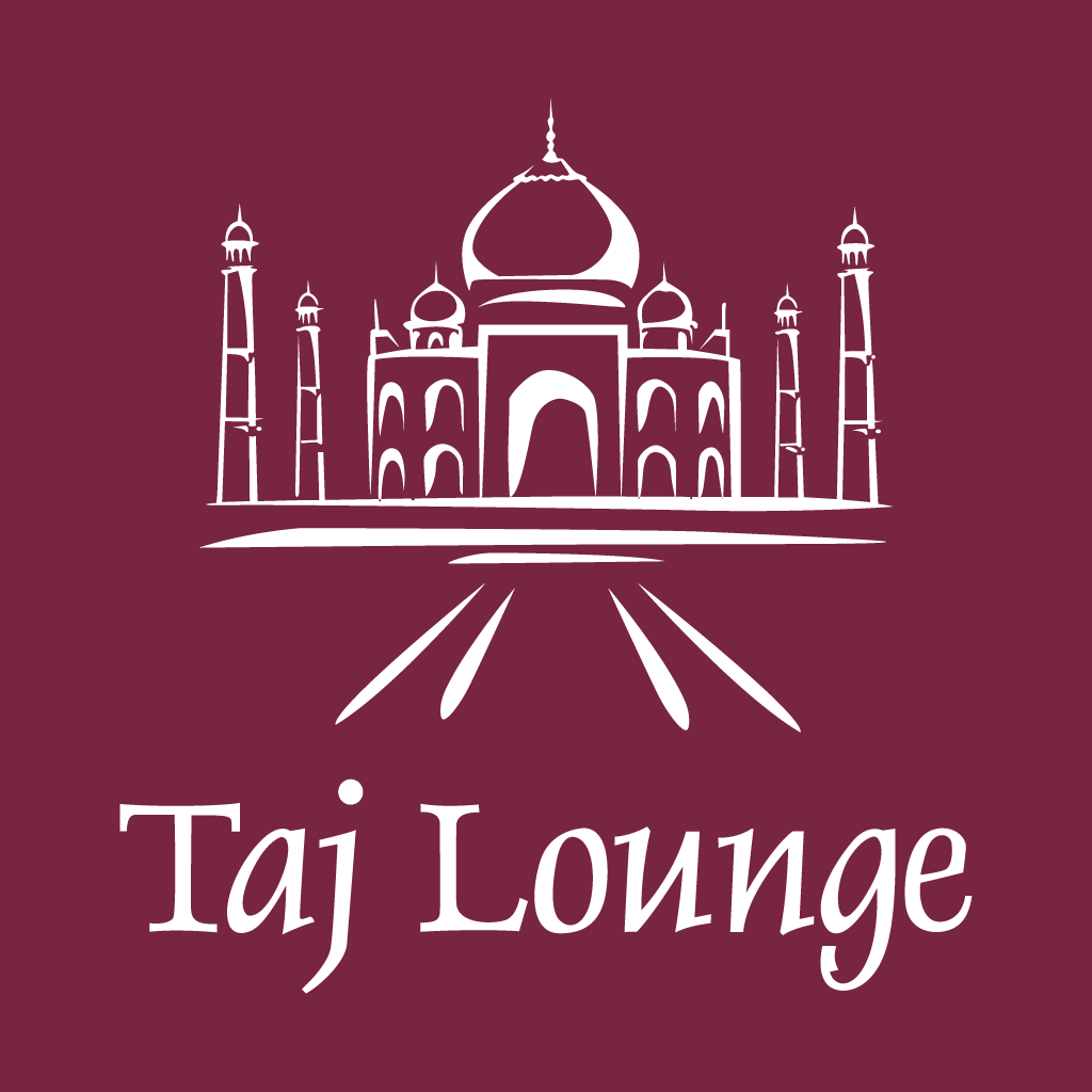 Taj Lounge Online Takeaway Menu Logo