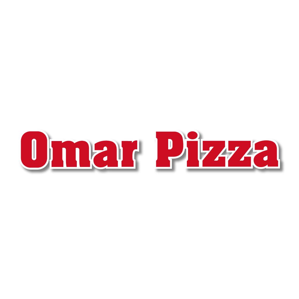 Omar Pizza Online Takeaway Menu Logo