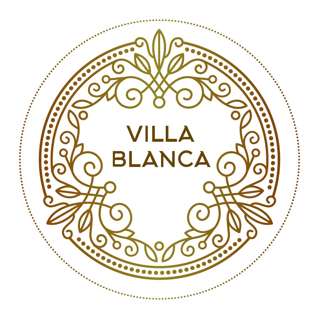 Villa Blanca Online Takeaway Menu Logo