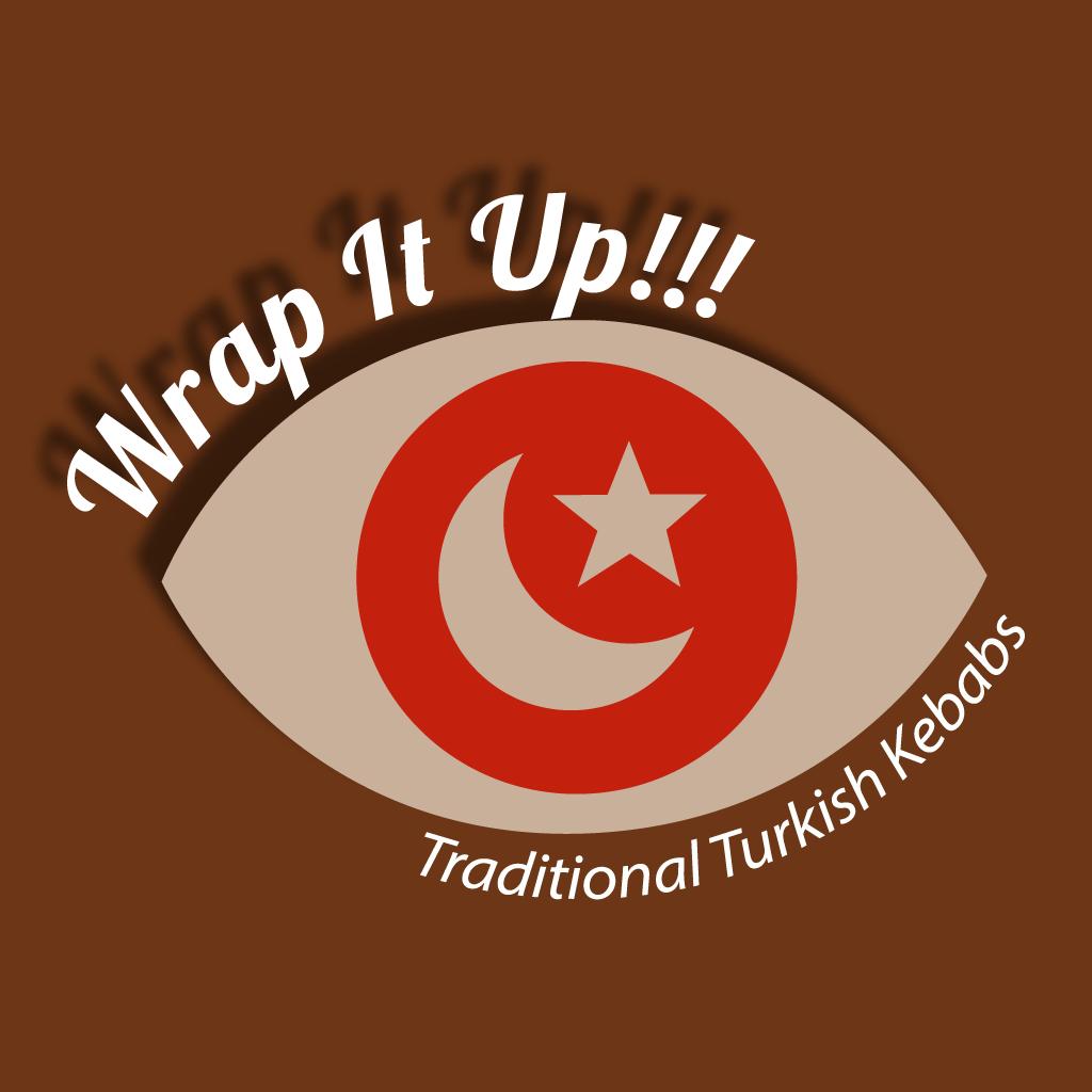 Wrap It Up Online Takeaway Menu Logo
