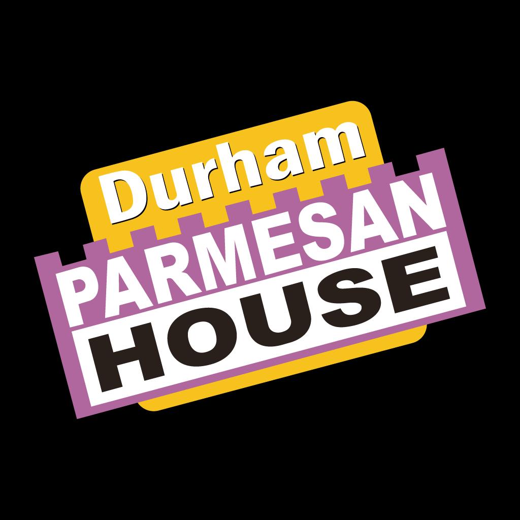Durham Parmesan House Online Takeaway Menu Logo