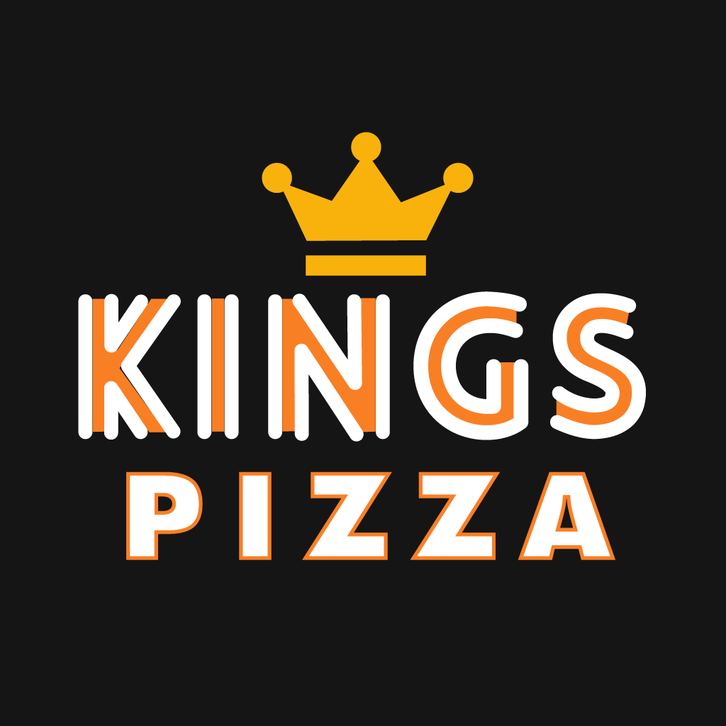 Kings Pizza Online Takeaway Menu Logo