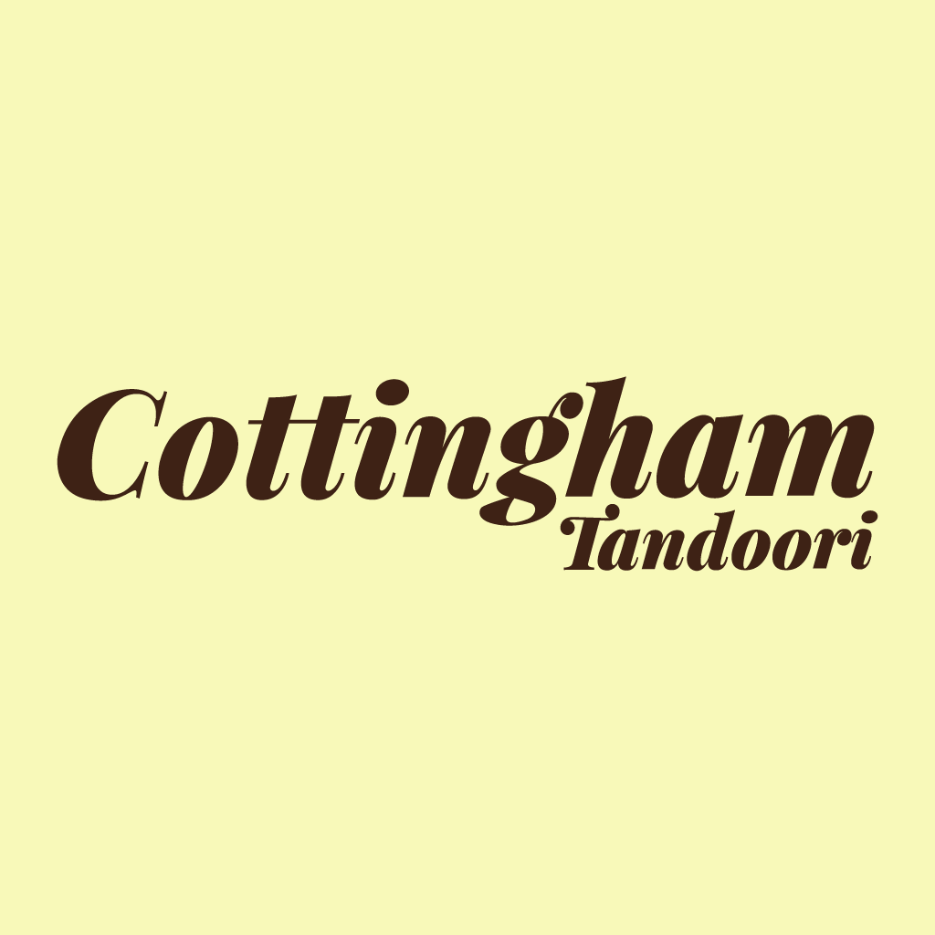 Cottingham Tandoori Online Takeaway Menu Logo