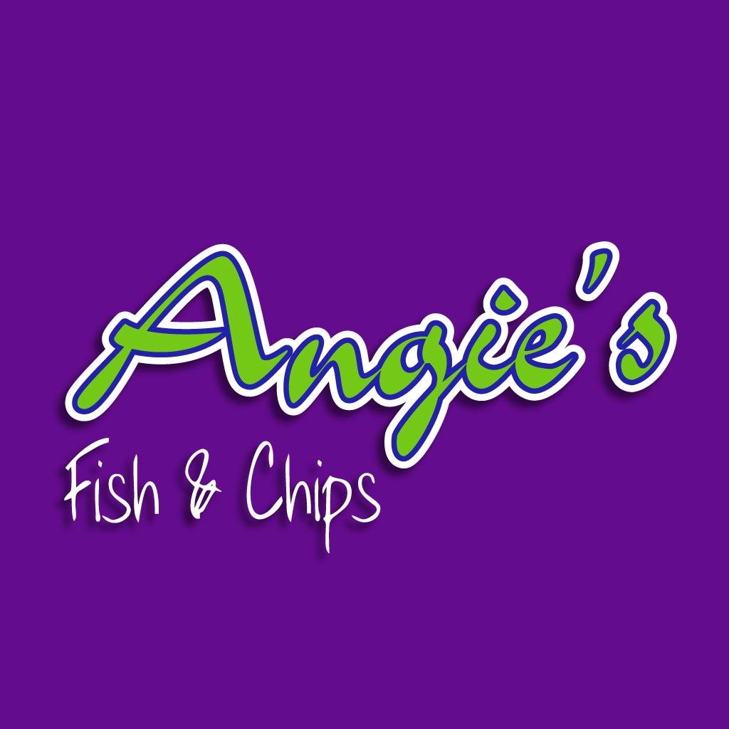 Angies Fish & Chips Online Takeaway Menu Logo