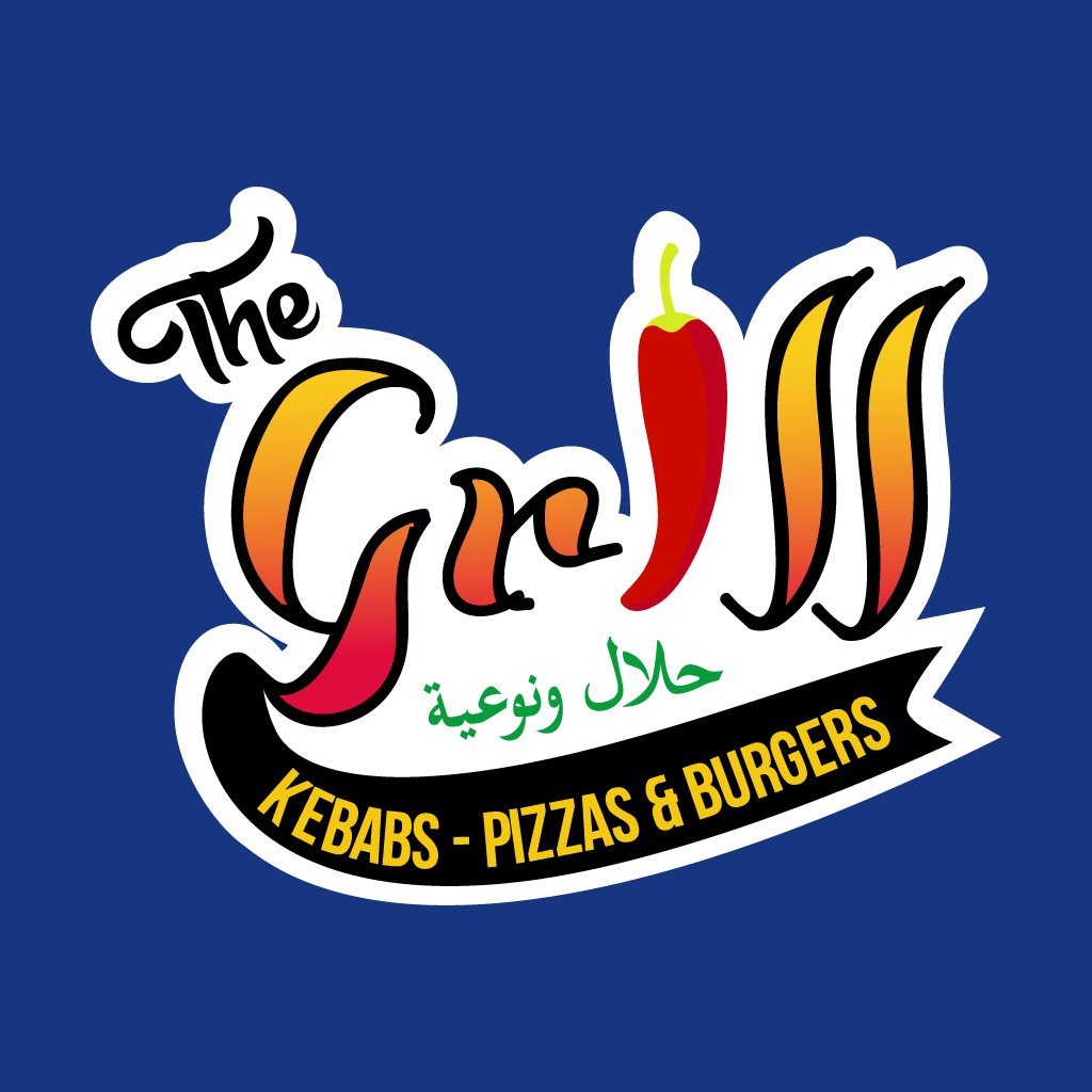 The Grill Online Takeaway Menu Logo
