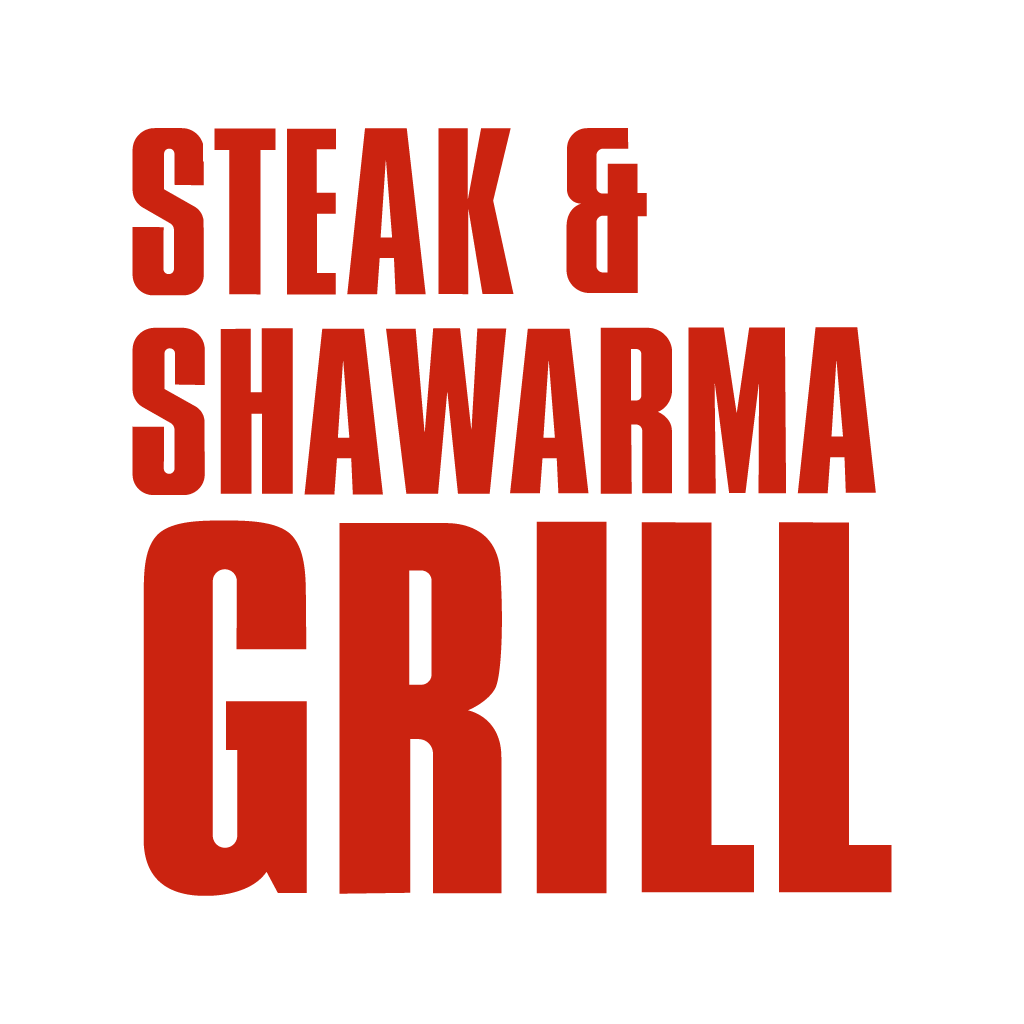 Steak & Shawarma Grill Online Takeaway Menu Logo