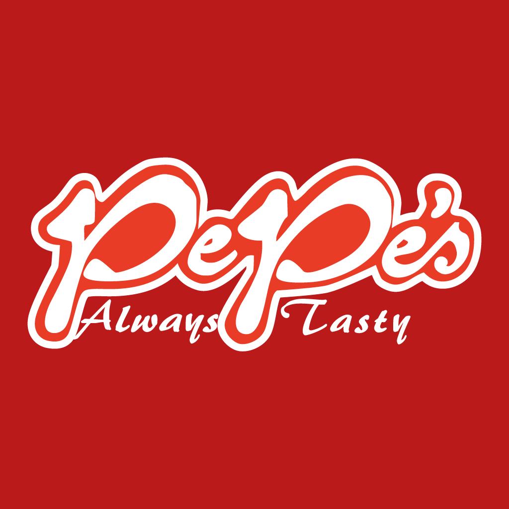 Pepes Online Takeaway Menu Logo