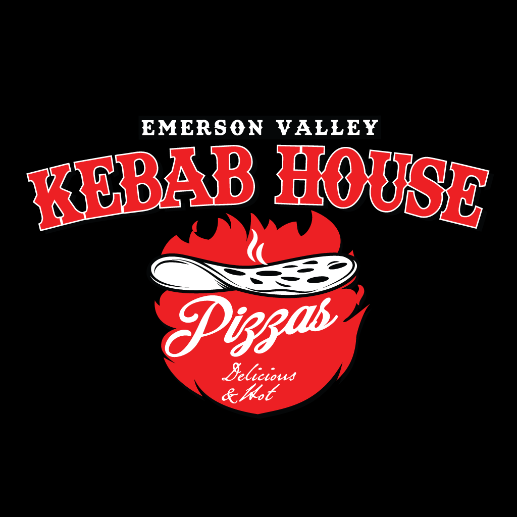 Emerson Valley Kebab House Online Takeaway Menu Logo