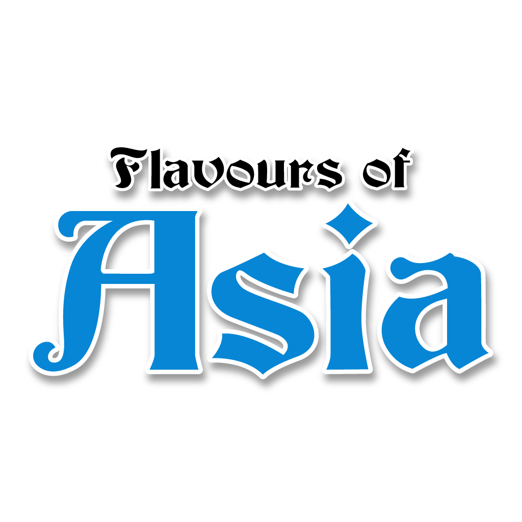 Flavours Of Asia Online Takeaway Menu Logo