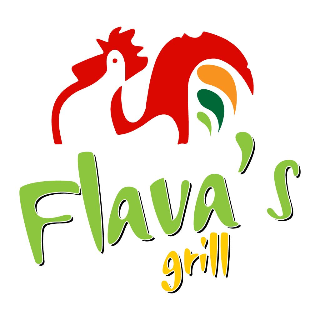 Flavas Grill Online Takeaway Menu Logo