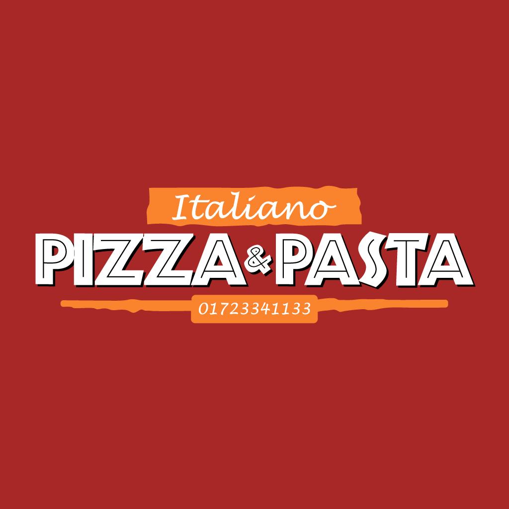 Pizza & Pasta Online Takeaway Menu Logo
