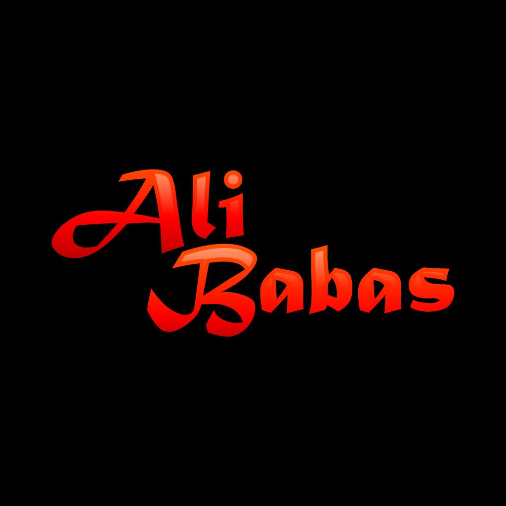 Ali Baba Online Takeaway Menu Logo