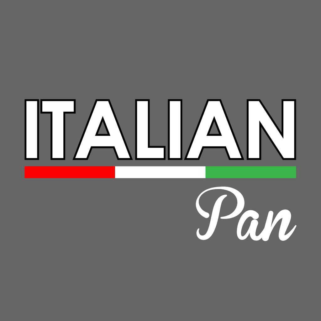 Italian Pan Online Takeaway Menu Logo