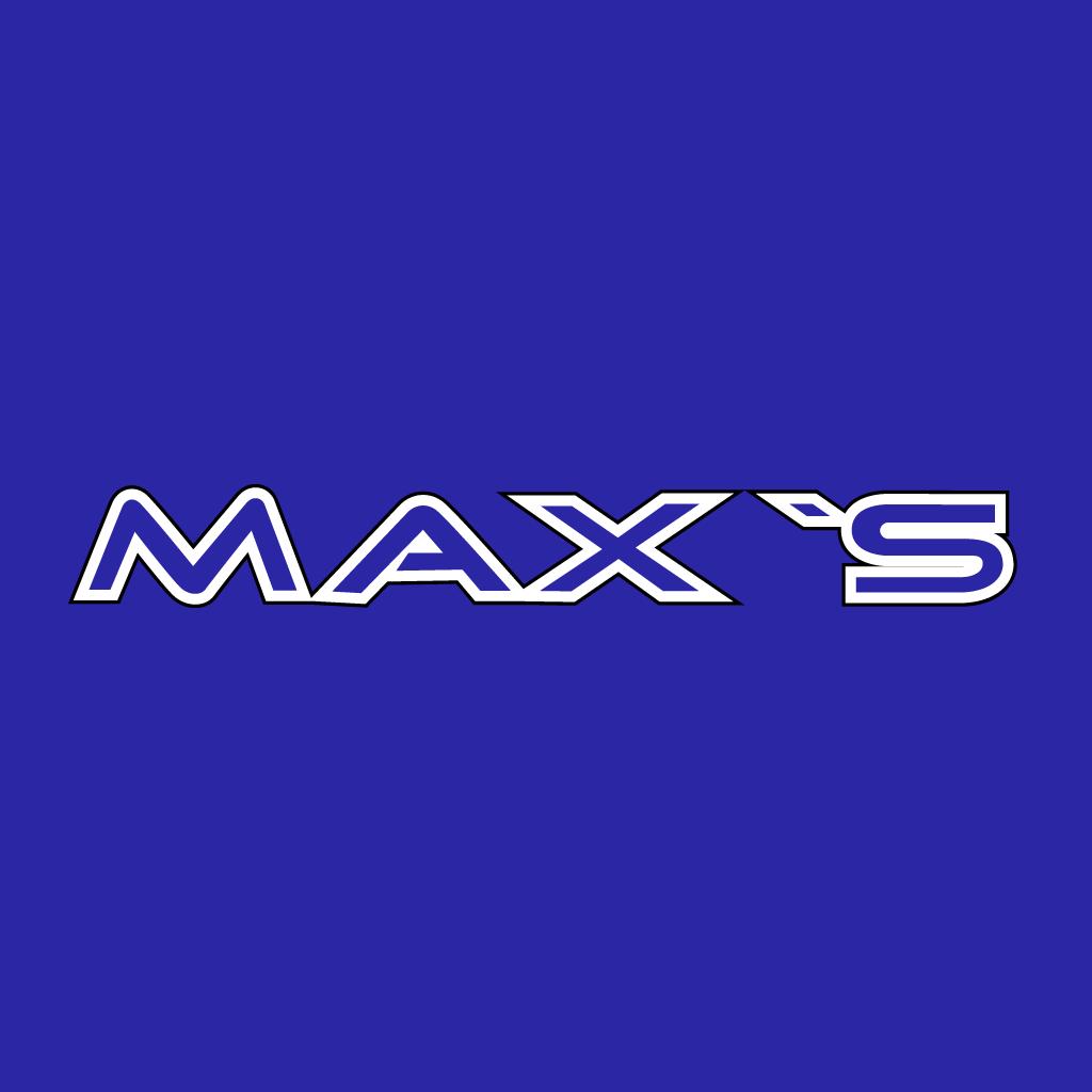 Maxs Pizza Online Takeaway Menu Logo
