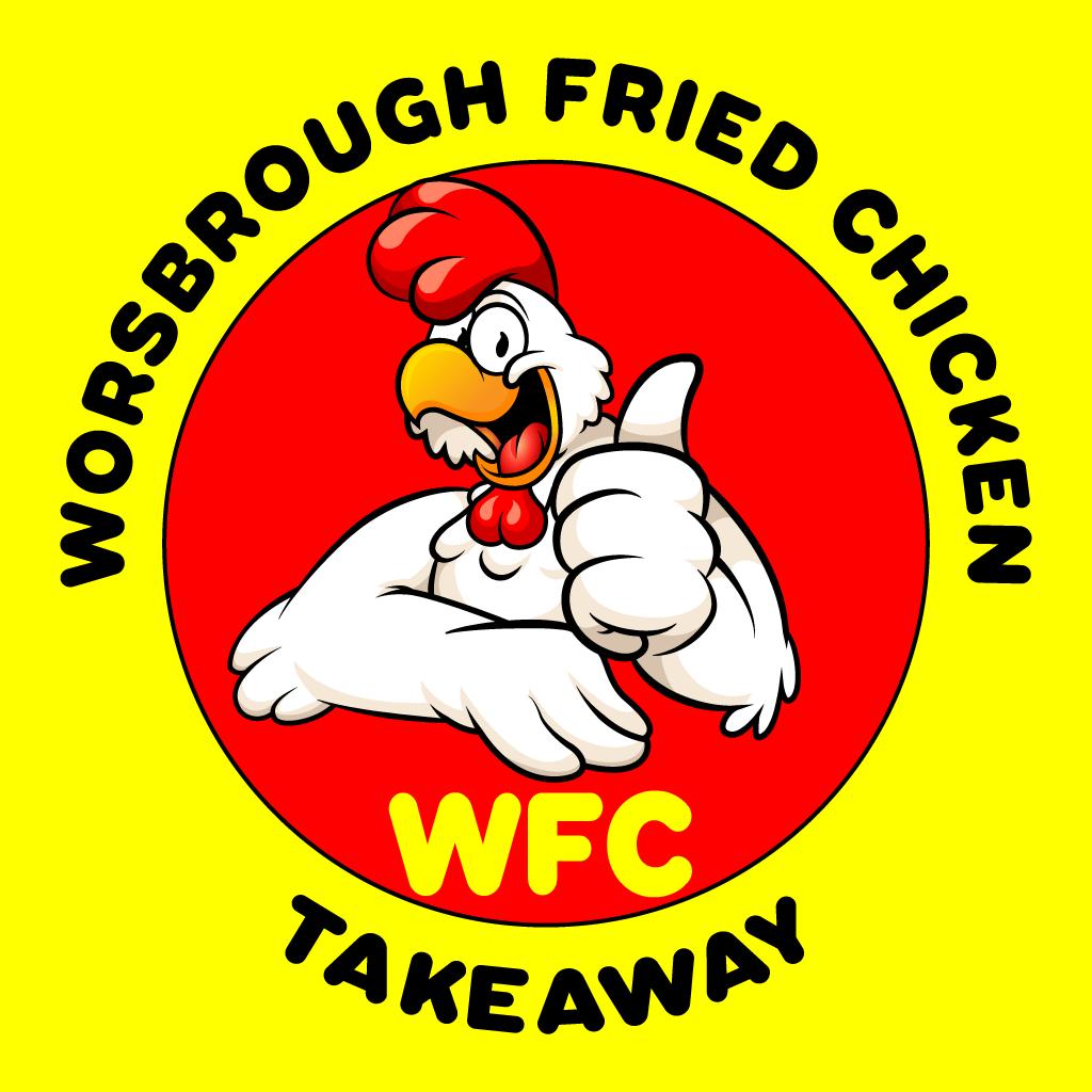Worsbrough Fried Chicken Online Takeaway Menu Logo
