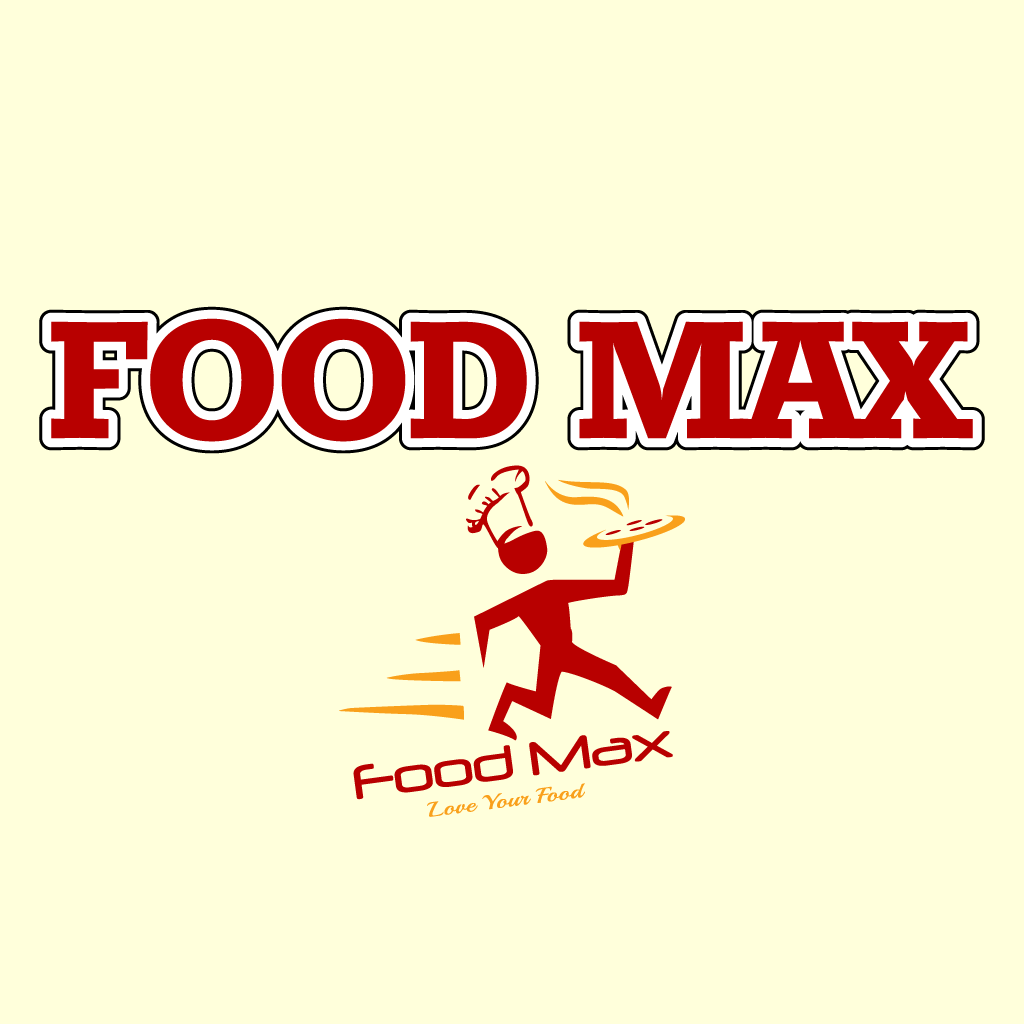 Food Max Online Takeaway Menu Logo