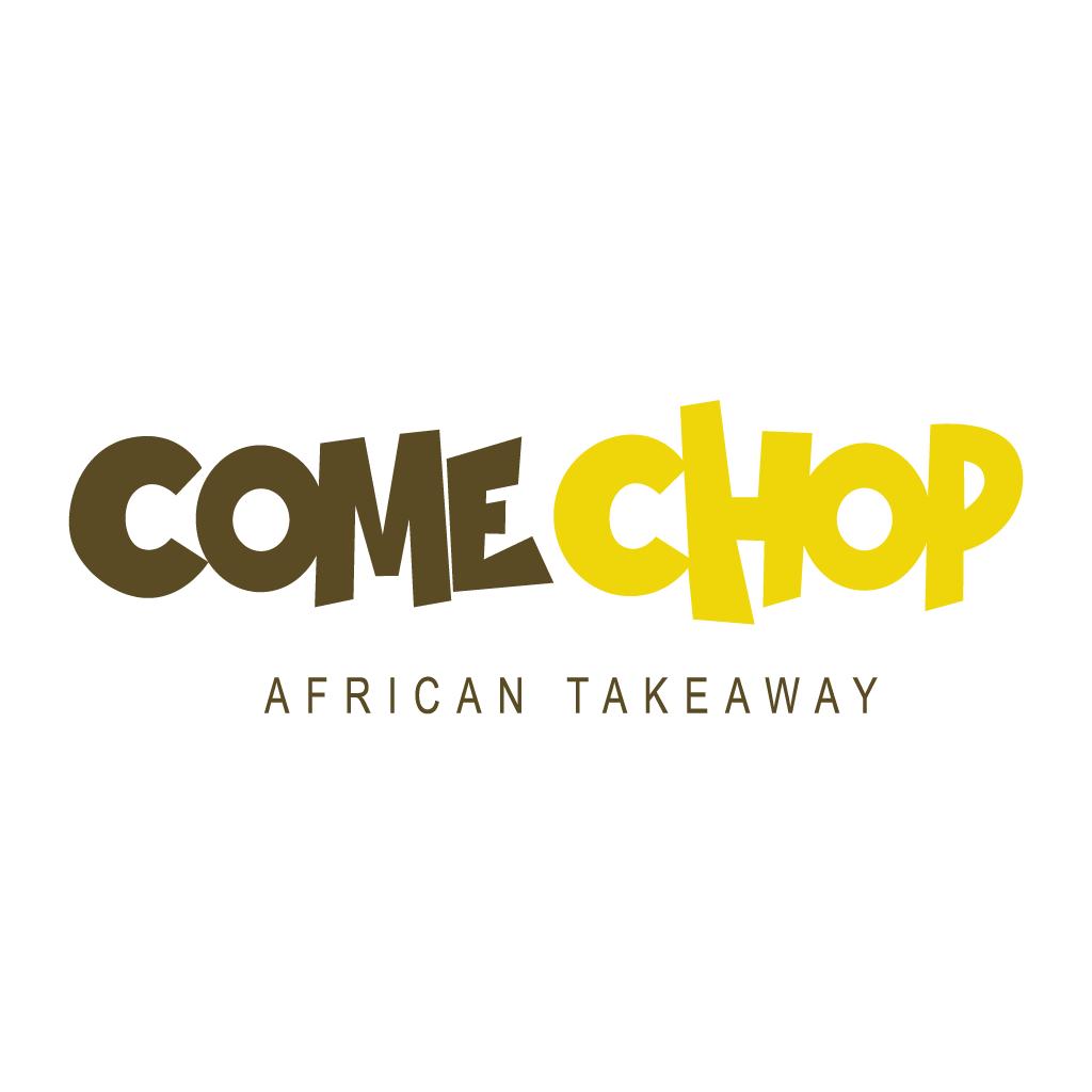 Come Chop African Takeaway Online Takeaway Menu Logo