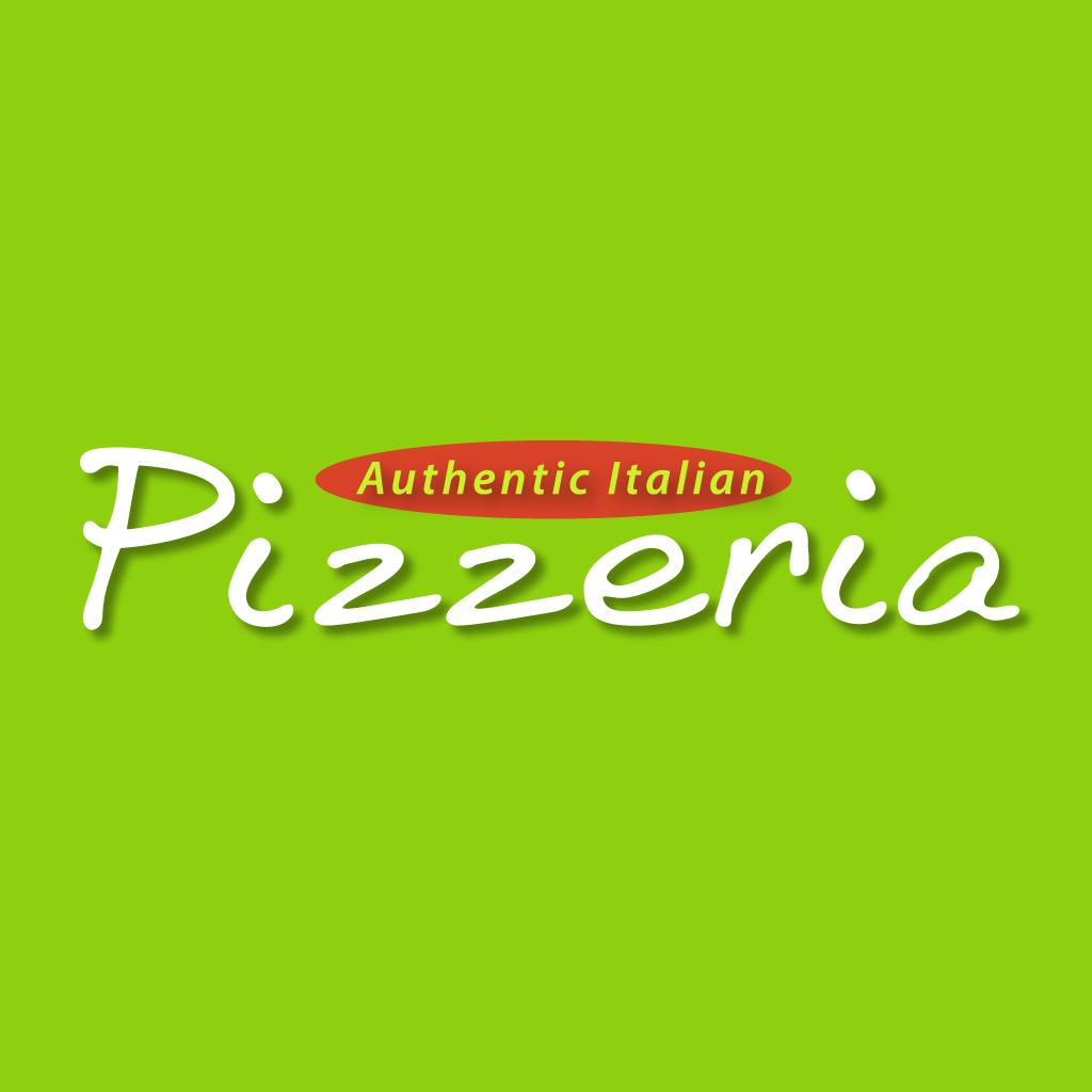Pizzeria Online Takeaway Menu Logo