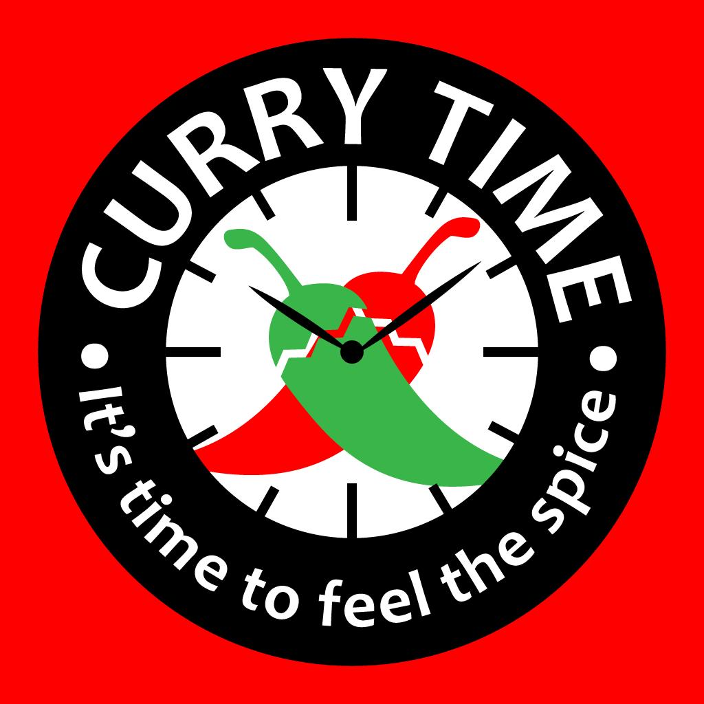 Curry Time Online Takeaway Menu Logo
