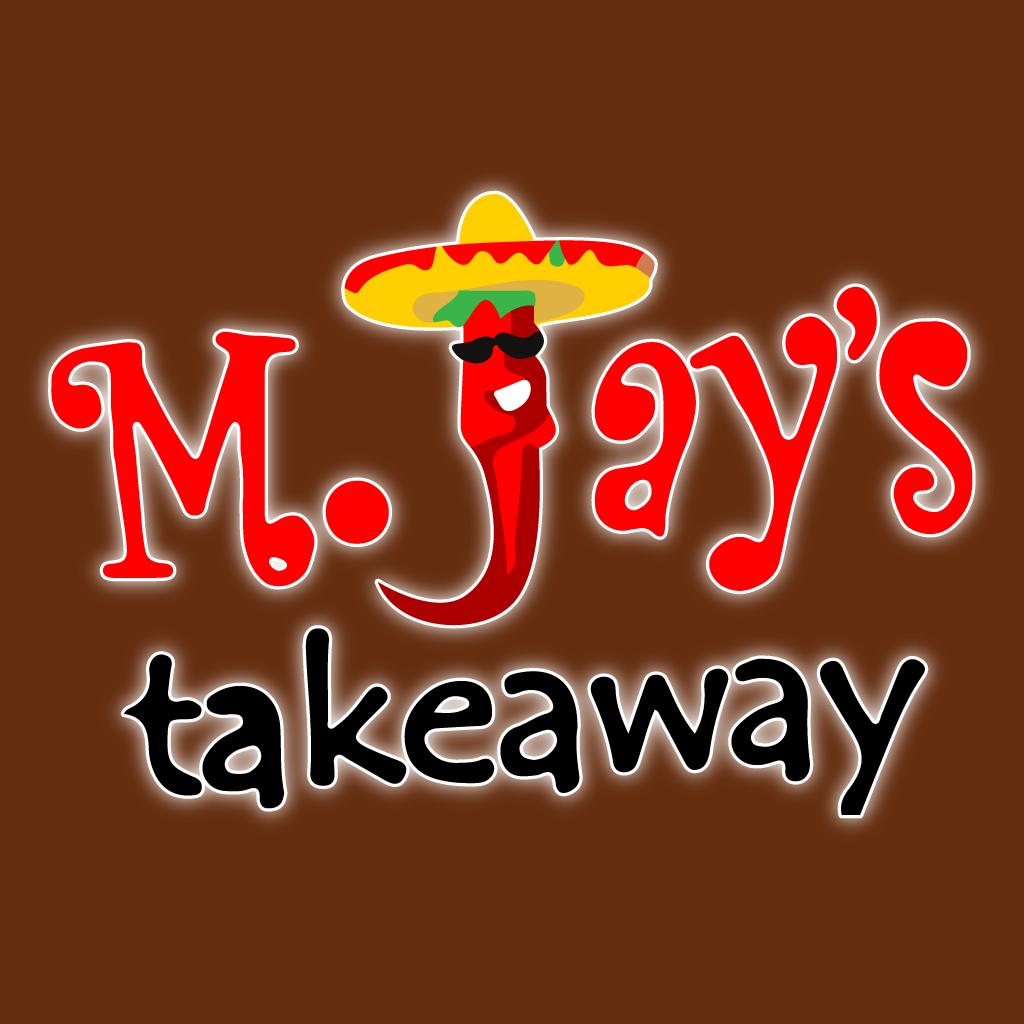 M.Jays Online Takeaway Menu Logo