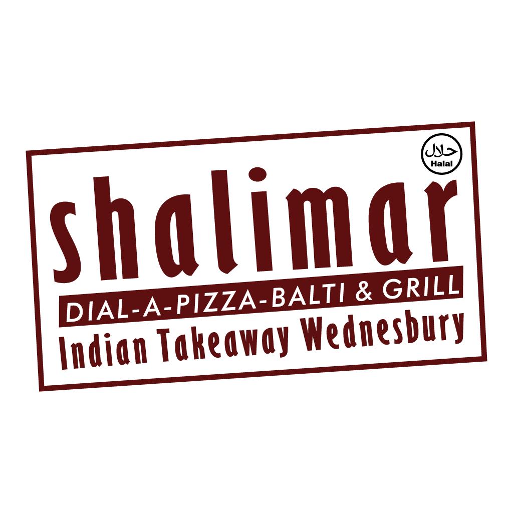 Shalimar Dial A Pizza Balti & Grill Online Takeaway Menu Logo