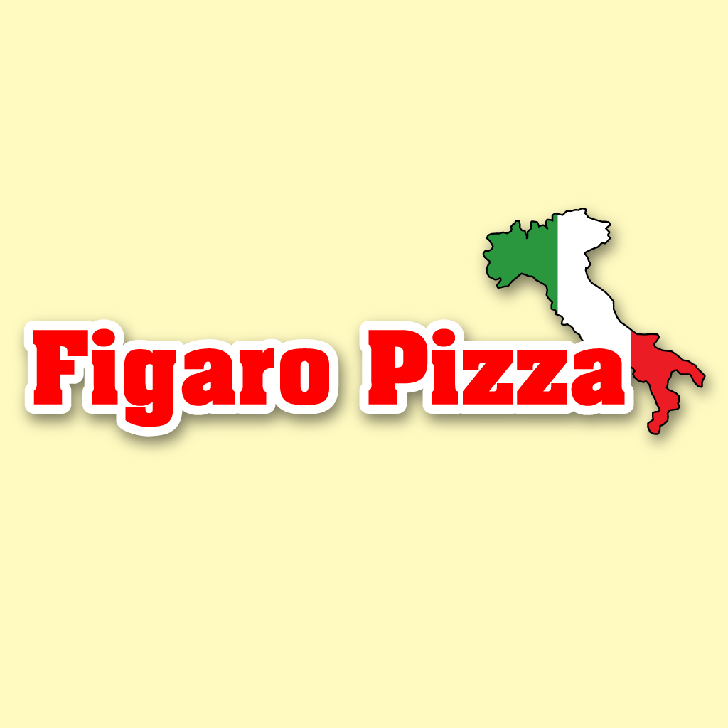 Figaro Pizza Online Takeaway Menu Logo