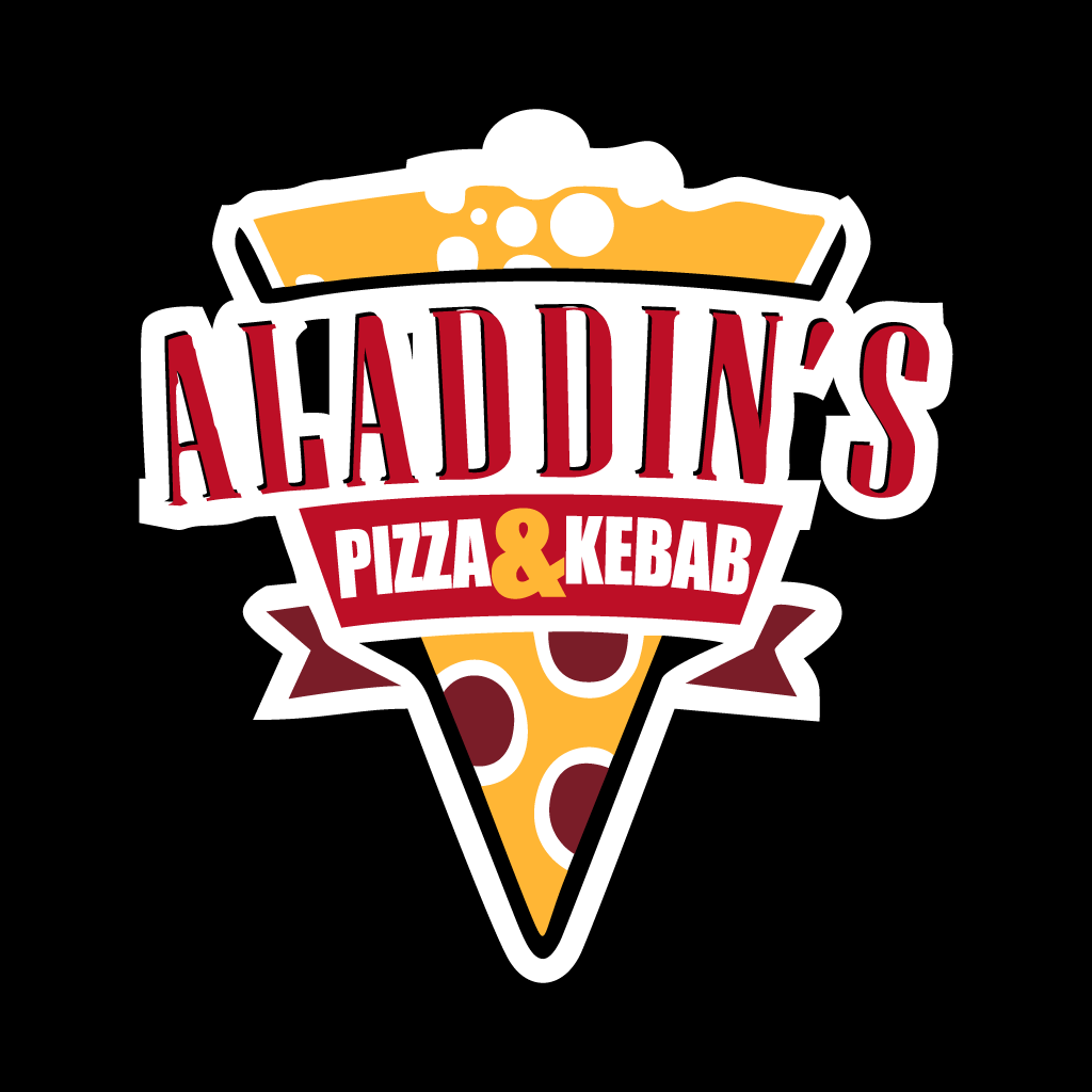 Aladdins Pizza & Kebab Online Takeaway Menu Logo