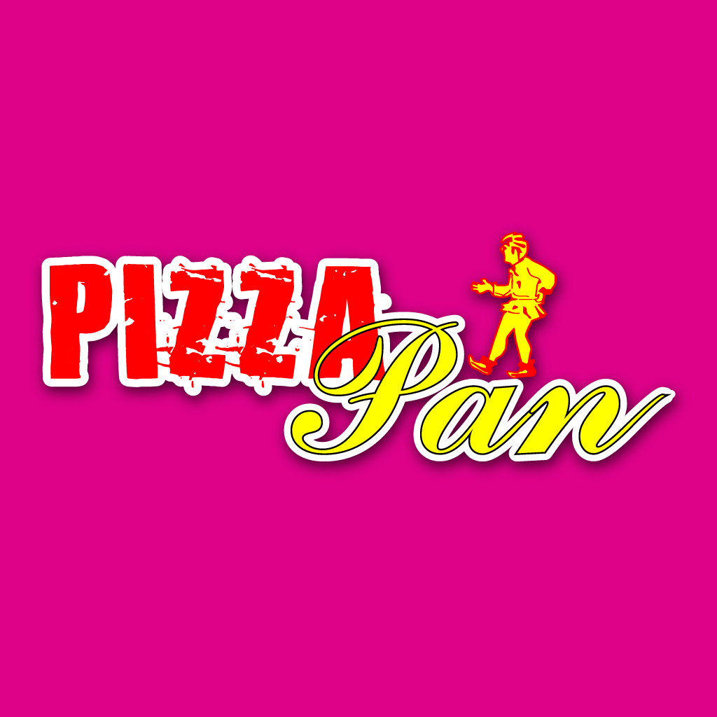 Pizza Pan Online Takeaway Menu Logo