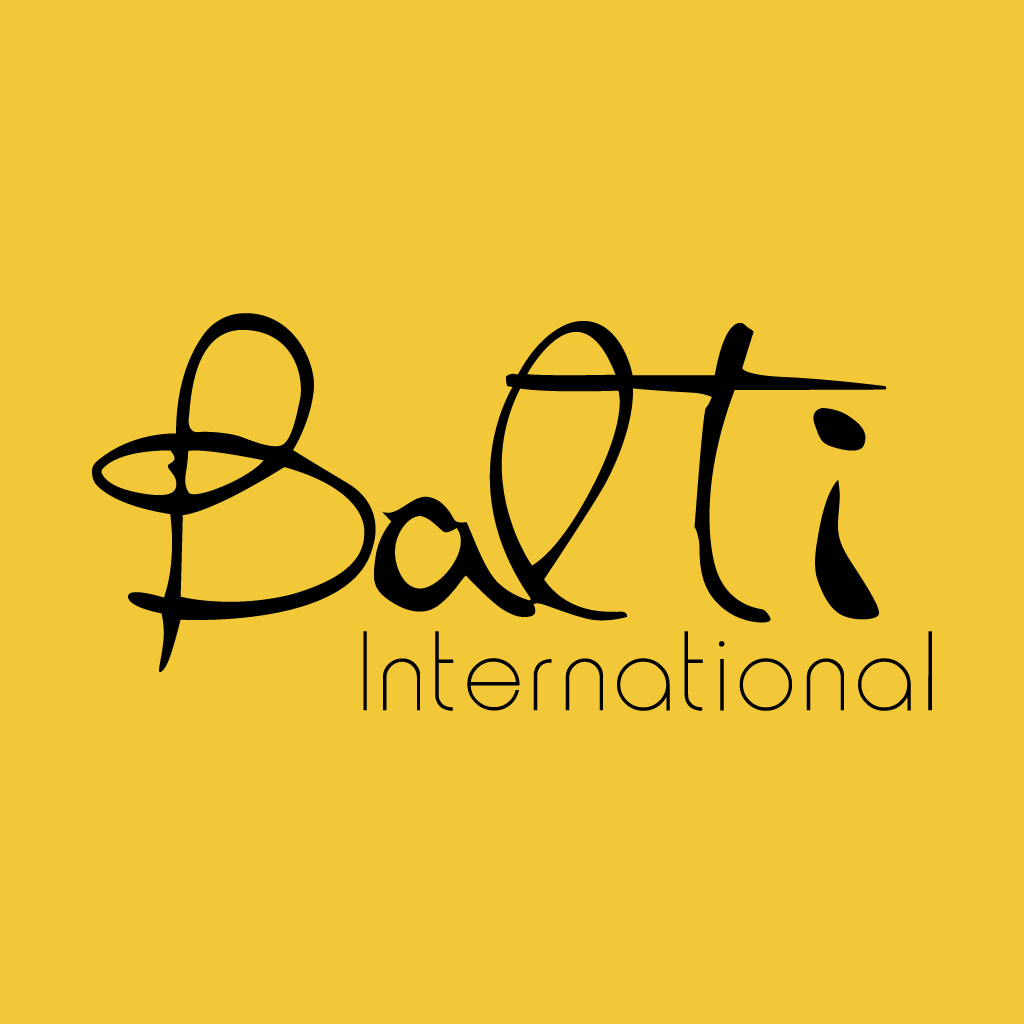 Balti International Online Takeaway Menu Logo