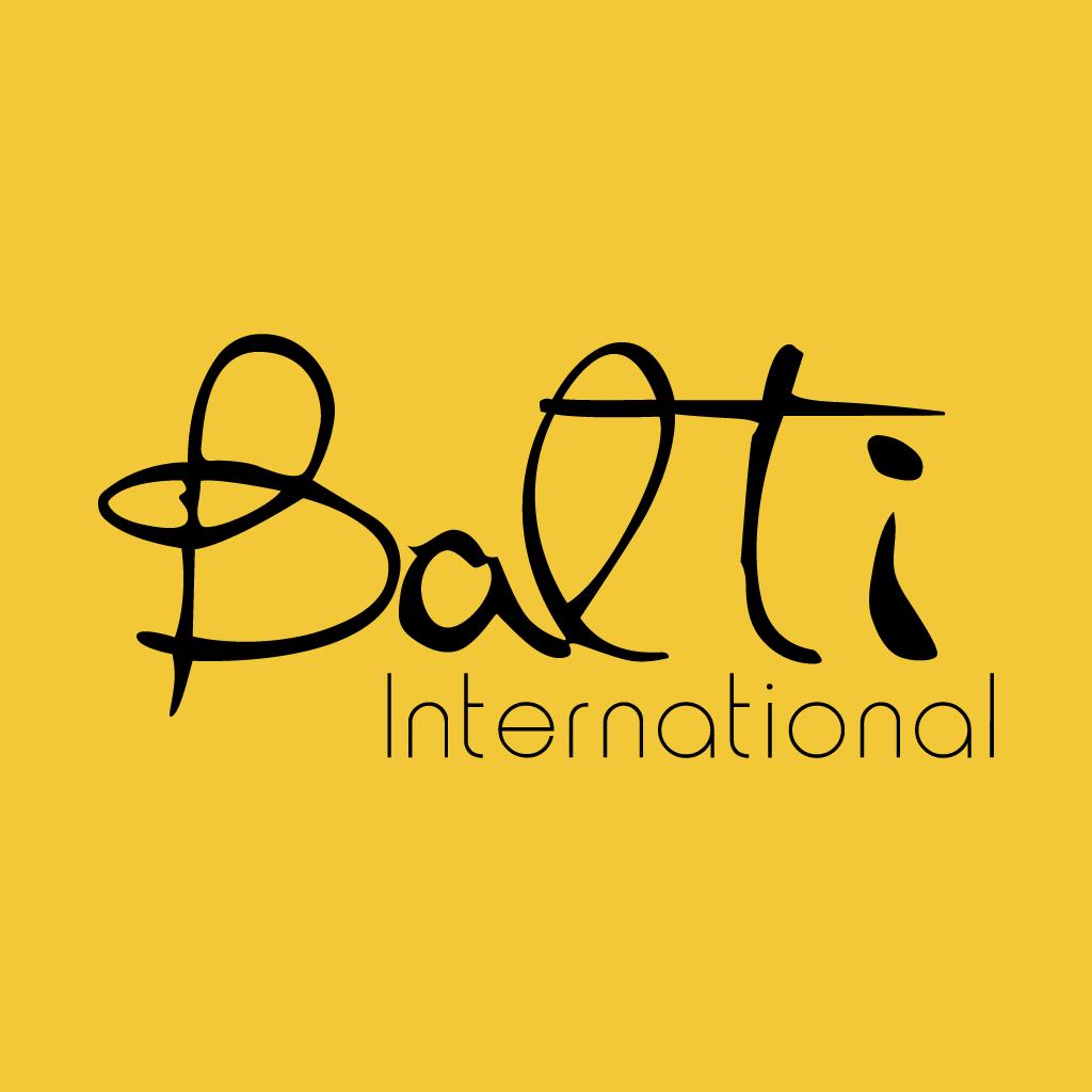 Balti International Takeaway Logo