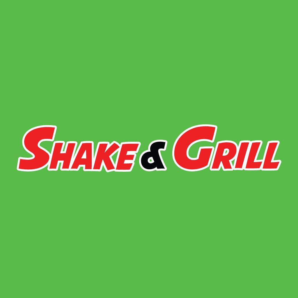 Shake & Grill Online Takeaway Menu Logo