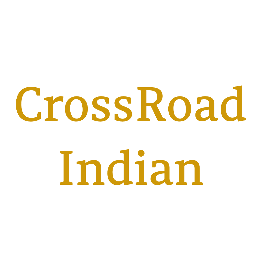 Cross Roads Indian Online Takeaway Menu Logo