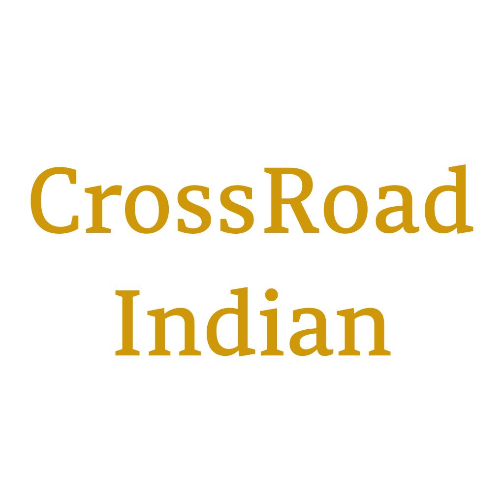 Cross Roads Indian Online Takeaway Menu Logo