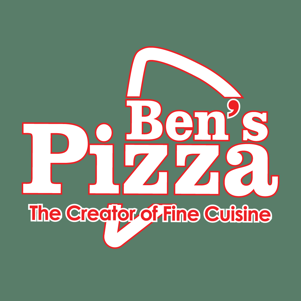 Bens Pizza Online Takeaway Menu Logo