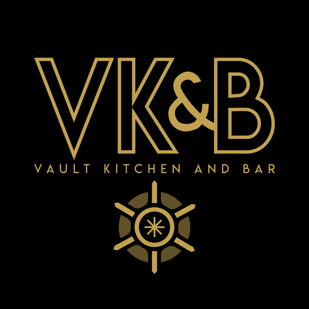 The Vault Kitchen Online Takeaway Menu Logo