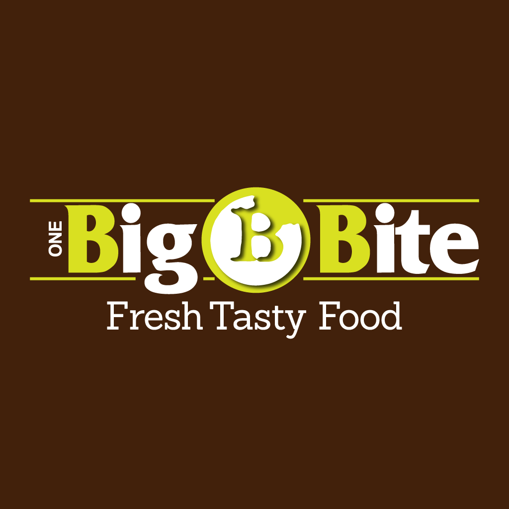 One Big Bite Online Takeaway Menu Logo