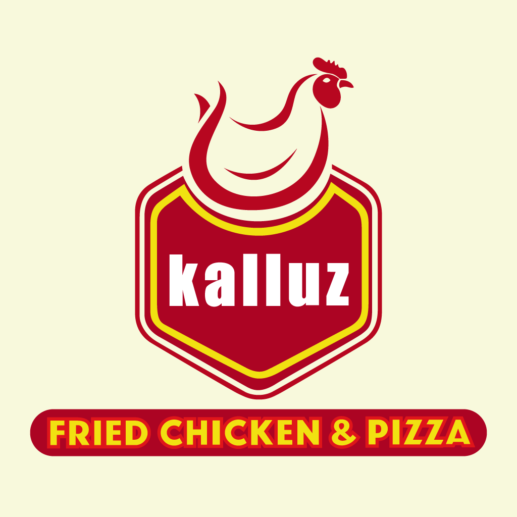 Kalluz Fried Chicken Online Takeaway Menu Logo