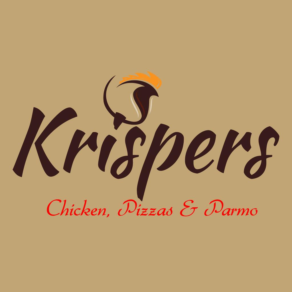 Krispers Online Takeaway Menu Logo