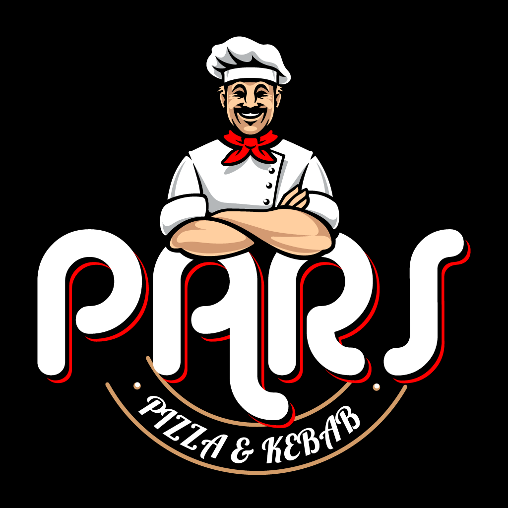 Pars Pizza and Kebab Online Takeaway Menu Logo