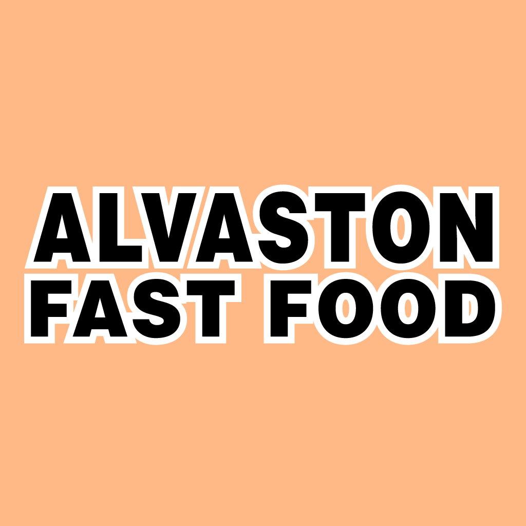 Alvaston Fast Food Curries Takeaway Online Takeaway Menu Logo