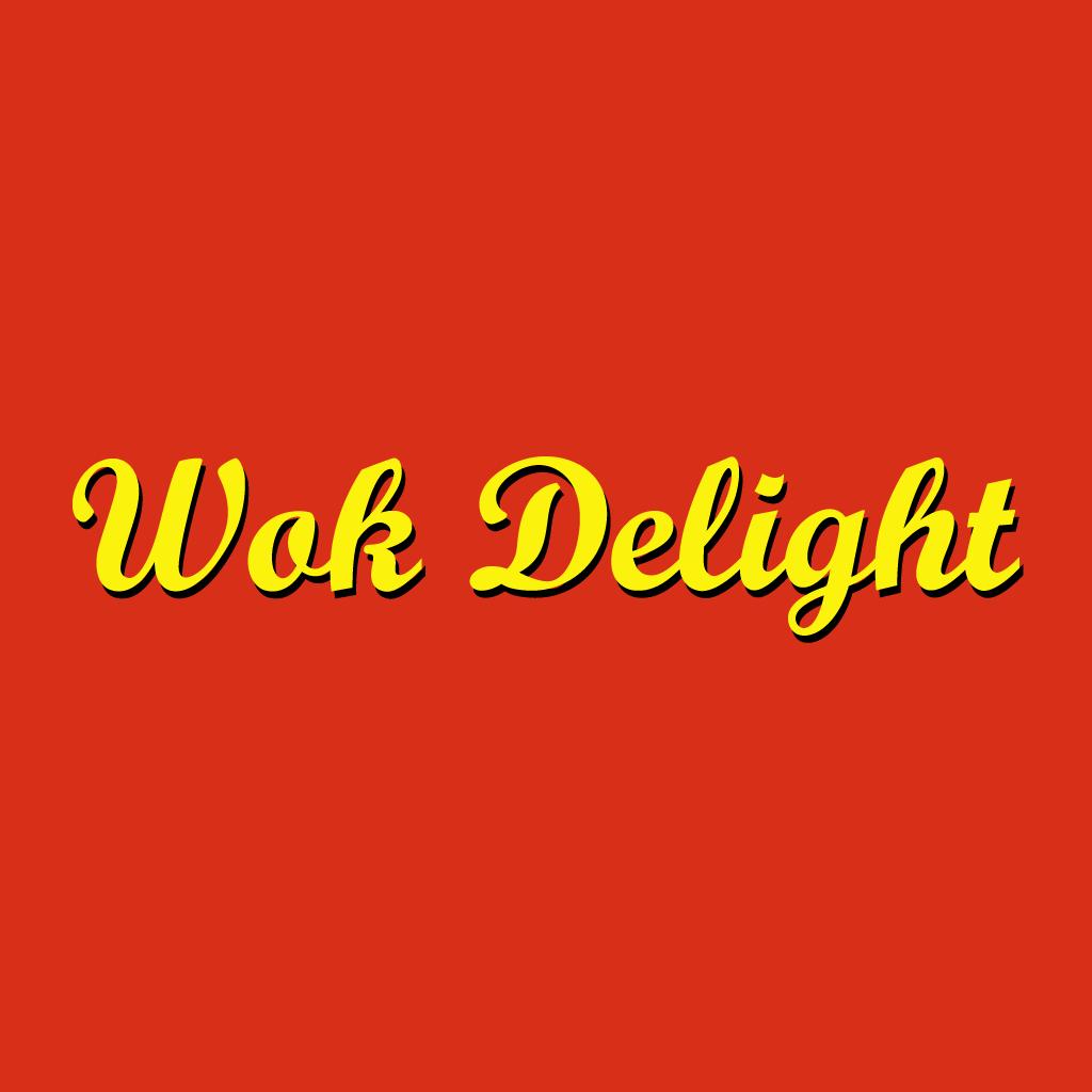 Wok Delight Online Takeaway Menu Logo