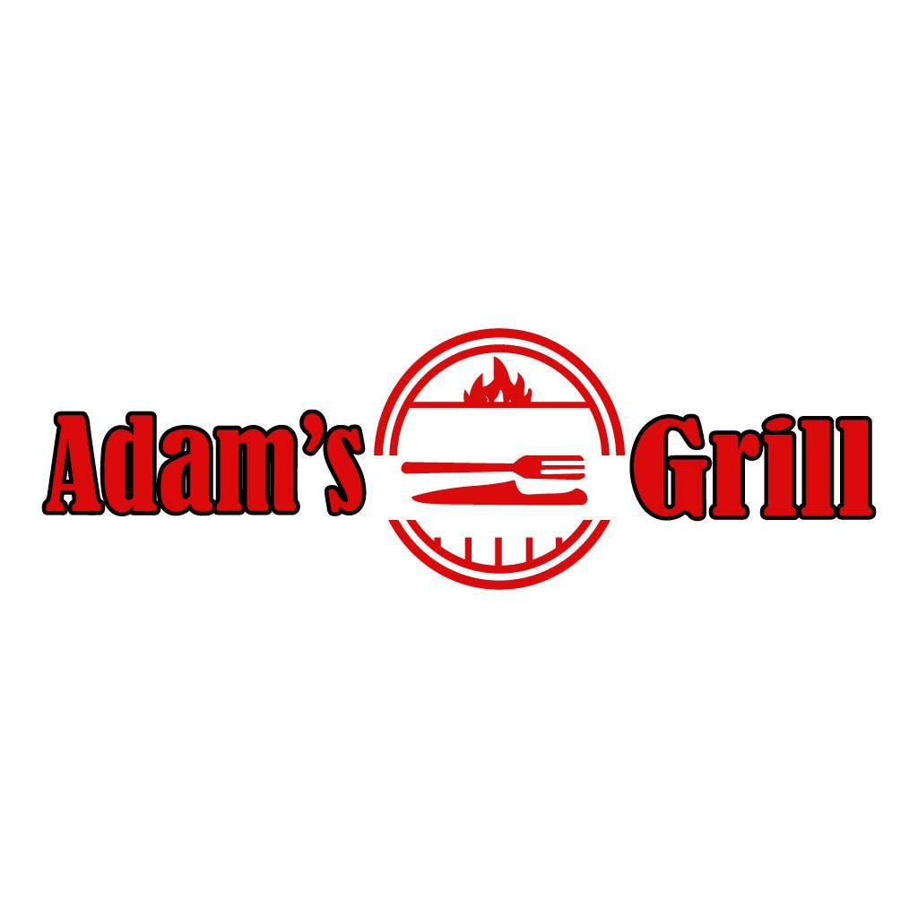 Adams Grill Online Takeaway Menu Logo