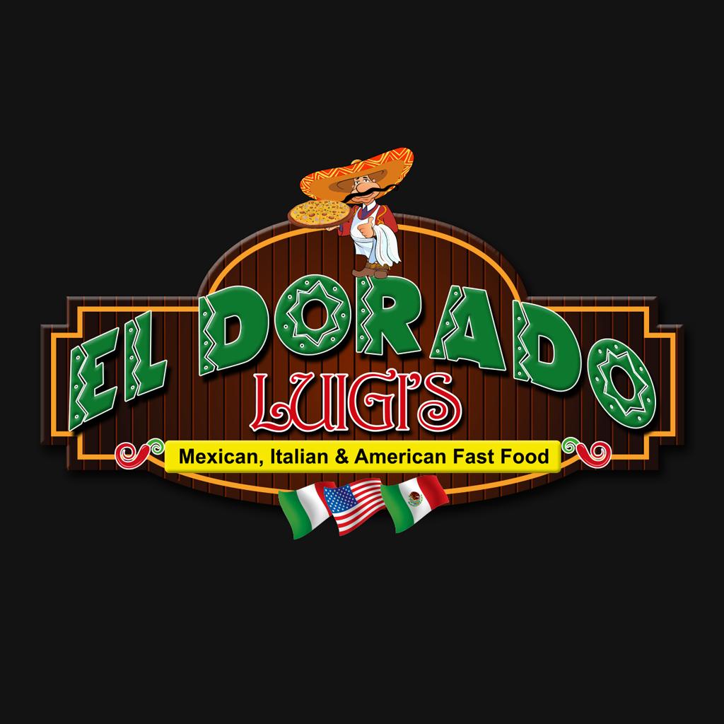 EL DORADO Online Takeaway Menu Logo