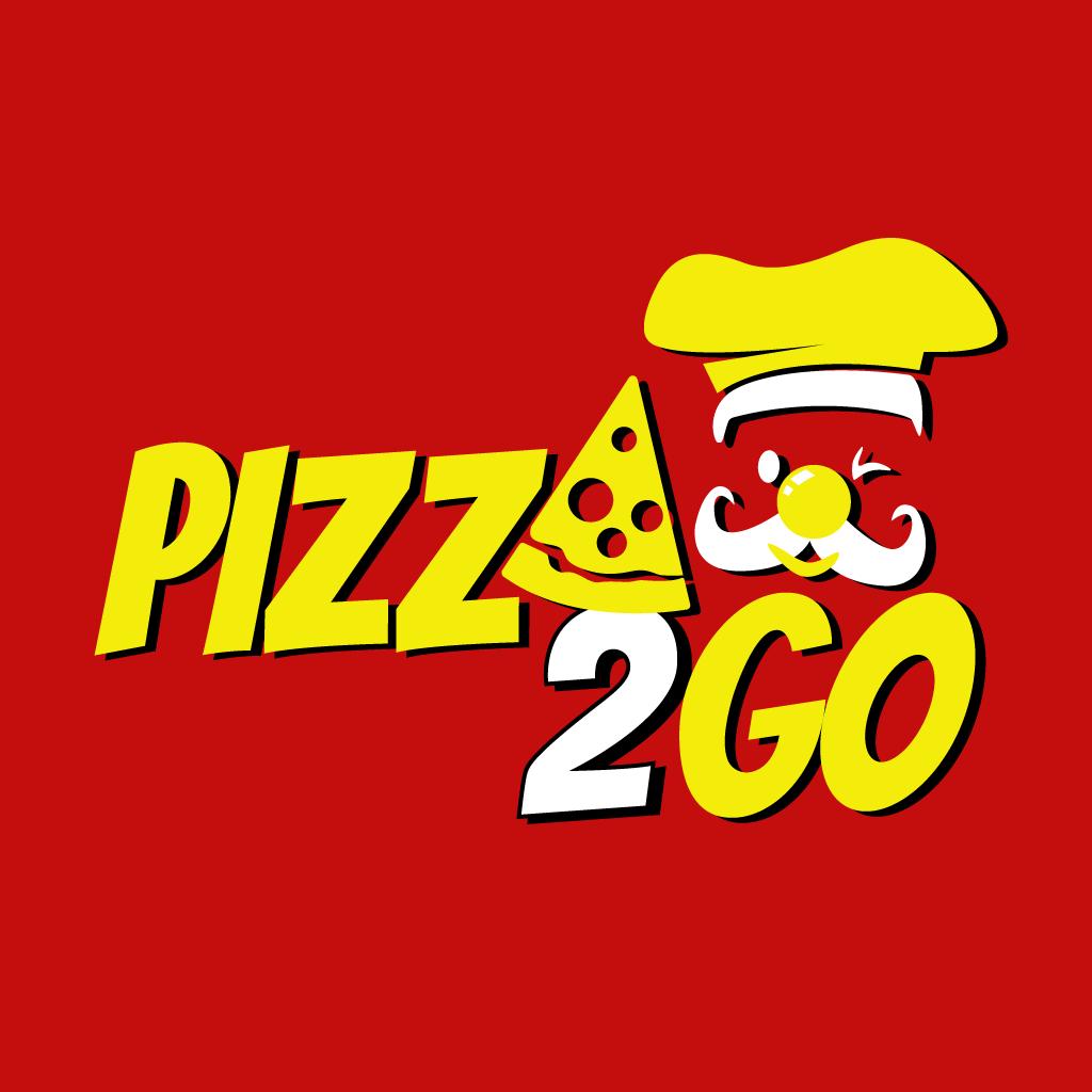 Pizza 2 Go Online Takeaway Menu Logo
