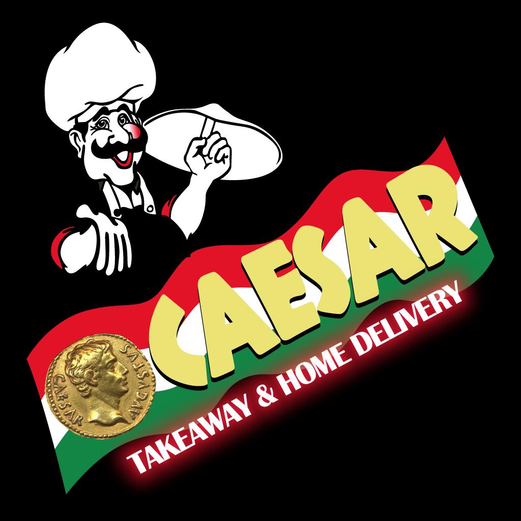 Caesar Online Takeaway Menu Logo